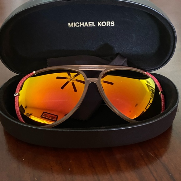 Michael Kors Julia Aviator Sunglasses M2484S